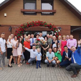 Renginių Vedėjas, Organizatorius - Visoje Lietuvoje!!! LT-EN / Rokas Kaupelis / Darbų pavyzdys ID 465229