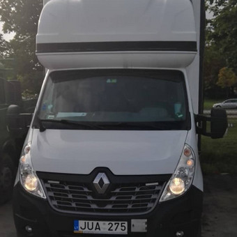 Krovinių transportavimas LT-EU/ EU-LT / Neldis UAB / Darbų pavyzdys ID 465411