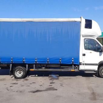 Krovinių transportavimas LT-EU/ EU-LT / Neldis UAB / Darbų pavyzdys ID 465413