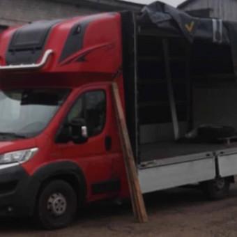 Krovinių transportavimas LT-EU/ EU-LT / Neldis UAB / Darbų pavyzdys ID 465415
