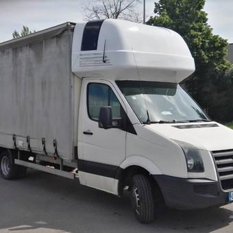 Krovinių transportavimas LT-EU/ EU-LT / Neldis UAB / Darbų pavyzdys ID 465419