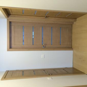 Durys, laiptai, staliu gaminiai. / Andrius Tomelis / Darbų pavyzdys ID 465519