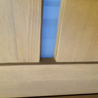 Durys, laiptai, staliu gaminiai. / Andrius Tomelis / Darbų pavyzdys ID 465531