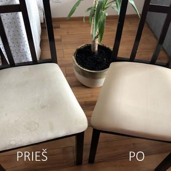Minkštų baldų valymas Panevėžyje / Arnoldas Černauskas / Darbų pavyzdys ID 466045
