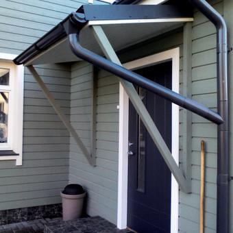 Senu mediniu namu renovacija,rekonstrukcija / Aivaras / Darbų pavyzdys ID 467071