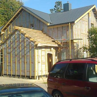 Senu mediniu namu renovacija,rekonstrukcija / Aivaras / Darbų pavyzdys ID 467075