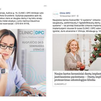 Socialinių tinklų marketingas / Austė Musteikytė / Darbų pavyzdys ID 467313