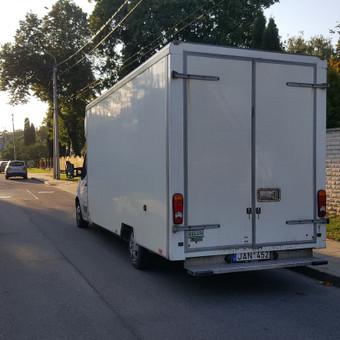 Baldų pervežimas Vilniuje / Svajūnas Saulius / Darbų pavyzdys ID 467465