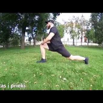 Treneris Darius Kutka / Darius Kutka / Darbų pavyzdys ID 467655