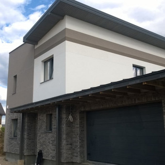 fasado šiltinimas ( renovacija )jo apdaila. / Mindaugas / Darbų pavyzdys ID 468225