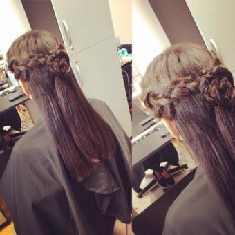 Kirpėjas, meistras, plaukų stilistas / Estetestyle Hairmakeup / Darbų pavyzdys ID 68961