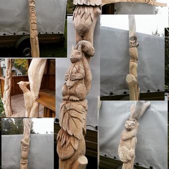 Viskas iš medžio / Antanas / Darbų pavyzdys ID 468251