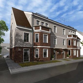 Architektas, projektavimas / Laura / Darbų pavyzdys ID 468341