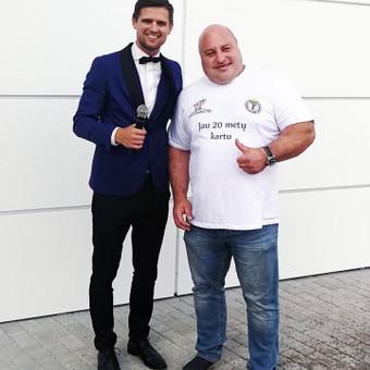 Lietuvos ir Suomijos bendrovės 20 metų jubiliejus