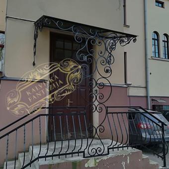 Kalviški metalo gaminiai / Marius Karkauskas / Darbų pavyzdys ID 469857