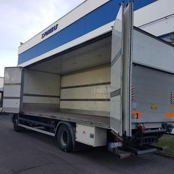 Kroviniu gabenimas,kroviniu pervezimas / Egidijus / Darbų pavyzdys ID 470443