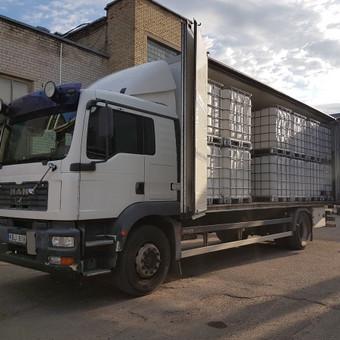 Kroviniu gabenimas,kroviniu pervezimas / Egidijus / Darbų pavyzdys ID 470449