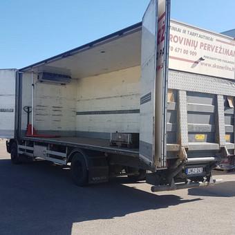 Kroviniu gabenimas,kroviniu pervezimas / Egidijus / Darbų pavyzdys ID 470463