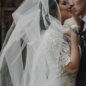 Vestuvių kainos apie 600e už 8 val / Agata Studio / Darbų pavyzdys ID 470515