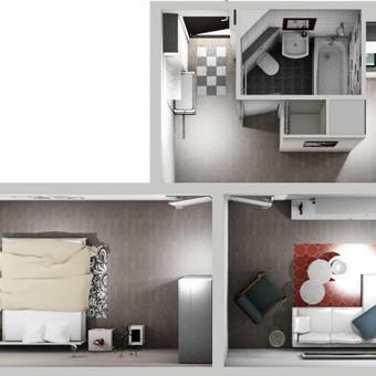 Interjero dizaino paslaugos – nuo konsultacijos iki projekto / Lolita Galdikaitė / Darbų pavyzdys ID 470715
