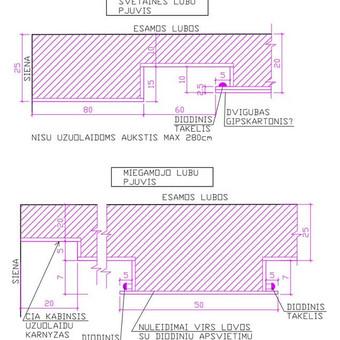 Interjero dizaino paslaugos – nuo konsultacijos iki projekto / Lolita Galdikaitė / Darbų pavyzdys ID 470731