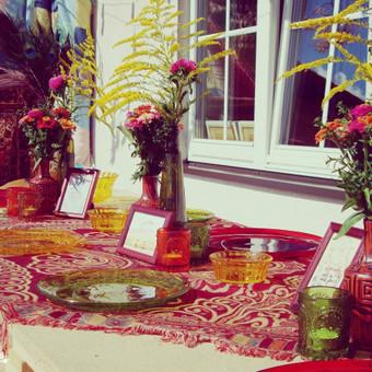 Vestuvių, švenčių dekoravimas / Made Of Senses / Darbų pavyzdys ID 69203