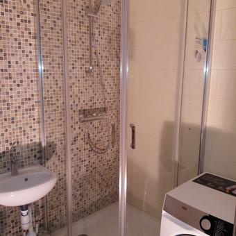 Vonios kambario renovacija