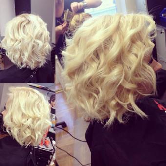 Kirpėjas, meistras, plaukų stilistas / Estetestyle Hairmakeup / Darbų pavyzdys ID 69230