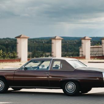 Tobulas Cadillac ir kiti / Pirmyn į praeitį / Darbų pavyzdys ID 471077