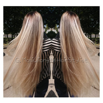 Plaukų Stilistė/Koloristė / Gintarė Masiulionytė / Darbų pavyzdys ID 472055