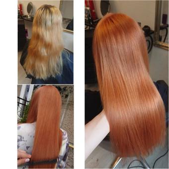 Plaukų Stilistė/Koloristė / Gintarė Masiulionytė / Darbų pavyzdys ID 472061