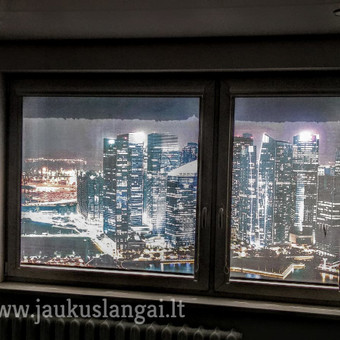 Nepriekaištinga kokybė  už dar mažesnę kainą / Jaukūs langai / Darbų pavyzdys ID 472325