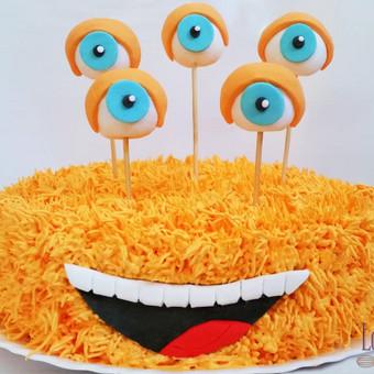 Tortai, keksiukai... / Violeta Bal / Darbų pavyzdys ID 472353
