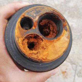 Viskas vandens filtravimui: vandens filtrai ir servisas / Linas / Darbų pavyzdys ID 472363