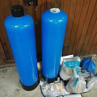 Viskas vandens filtravimui: vandens filtrai ir servisas / Linas / Darbų pavyzdys ID 472413