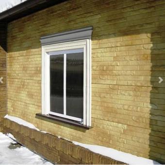 Ventiliuojamas fasadas / Žemeina UAB / Darbų pavyzdys ID 472425