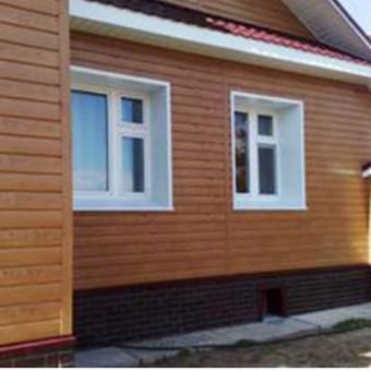 Ventiliuojamas fasadas / Žemeina UAB / Darbų pavyzdys ID 472429