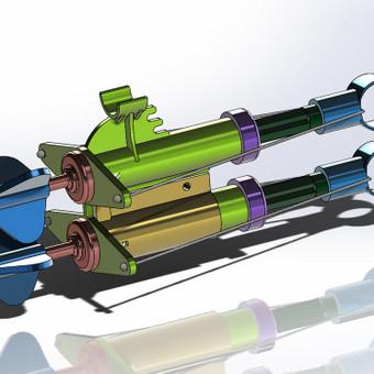 Objektų 3D modeliavimas, prototipų kūrimas / Rima Petit Guiot / Darbų pavyzdys ID 473031