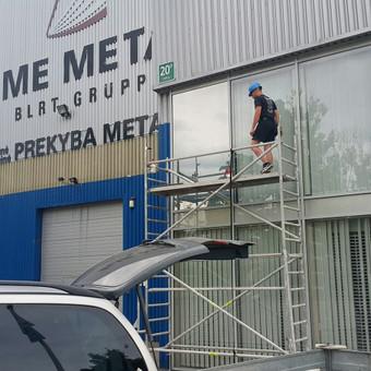 Geriausia apsauga - stiklų tamsinimas plėvele / Gediminas Vaitkevičius / Darbų pavyzdys ID 473243