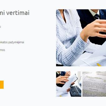 Suomių kalbos vertimai / Renata / Darbų pavyzdys ID 473275