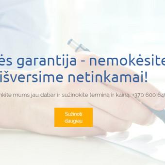 Suomių kalbos vertimai / Renata / Darbų pavyzdys ID 473291