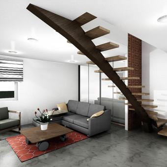 Interjero dizaino paslaugos – nuo konsultacijos iki projekto / Lolita Galdikaitė / Darbų pavyzdys ID 474415