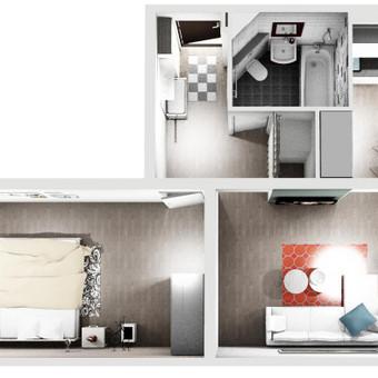 Interjero dizaino paslaugos – nuo konsultacijos iki projekto / Lolita Galdikaitė / Darbų pavyzdys ID 474419