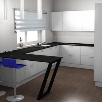 Interjero dizaino paslaugos – nuo konsultacijos iki projekto / Lolita Galdikaitė / Darbų pavyzdys ID 474441