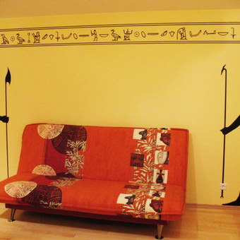 Langų, patalpų, automobilių dekoravimas / Saulius Juozenas / Darbų pavyzdys ID 475021