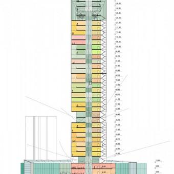 Architektų biuras Klaipėdoje / Urbanistinė architektūra / Darbų pavyzdys ID 69676