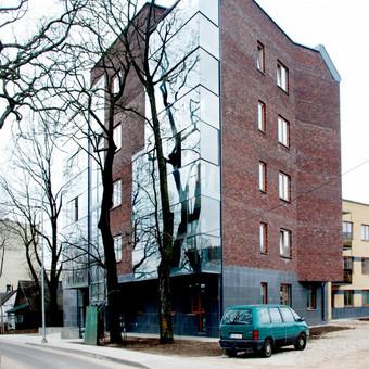 Daugiabutis gyvenamasis namas Vilniuje