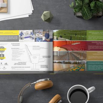 Grafikos dizainerė / Reklamos gamyba / Vita Kitova / Darbų pavyzdys ID 475381