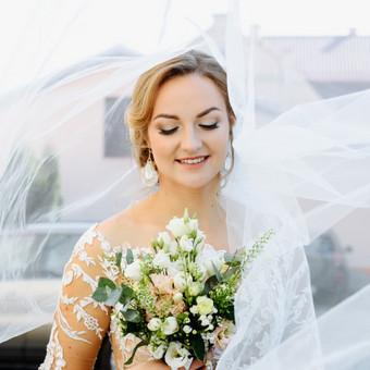 Makiažas vestuvių dienai