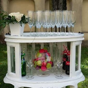 Šampano staliukas